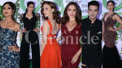 Bollywood stars stepped out in style at the Asia Spa Fit & Fabulous Awards this year. Check out the exclusive pictures here. (Pictures: Viral Bhayani)
