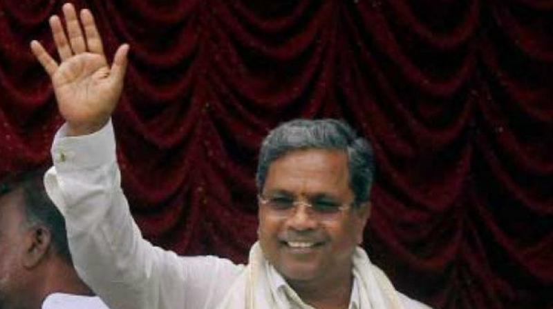 Karnataka Chief Minister Siddaramaiah presents the last budget of his current tenures on Friday.(Photo: DC | File)