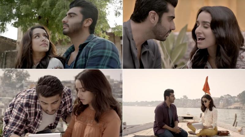 Watch Shraddha Arjun S New Track From Half Girlfriend Will Leave You Mesmerized The story revolves around madhav. half girlfriend