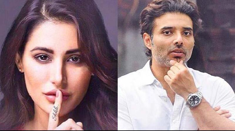 nargis fakhri squashes marriage rumours with uday chopra