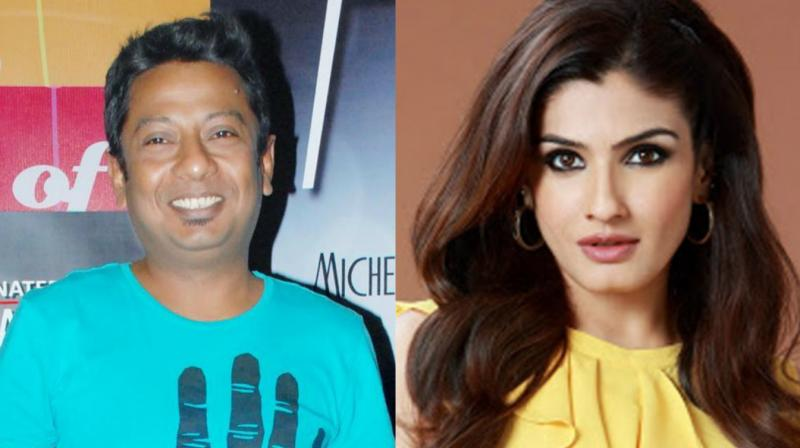 Filmmaker Onir is geared up for his next release 'Shab' starring Raveena Tandon and French actor Simon Fenay.