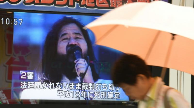 Japan executes remaining Aum Shinrikyo doomsday cult members