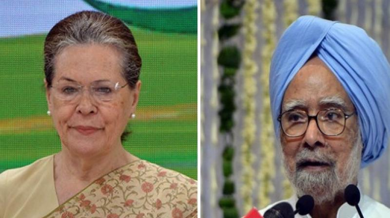 Sources in the party said that Sonia will address a rally in Haryana's Mahendragarh district, while Singh is slated to address a press conference on October 17 in Mumbai. (Photo: ANI)