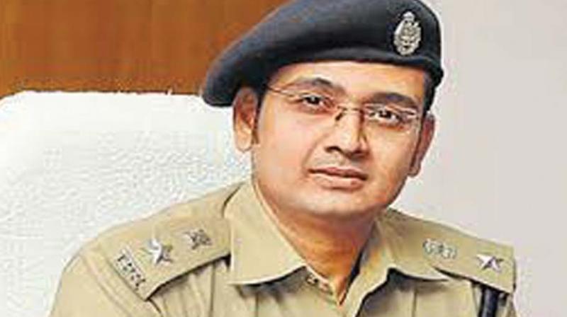 city police commissioner Yathish Chandra