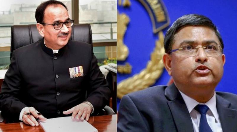 CBI Director Alok Verma and deputy Rakesh Asthana have been sent on leave by the government. (Photo: File)