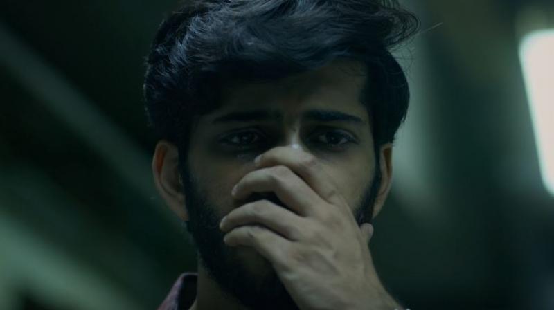 A still from 'Bhavesh Joshi Superhero' trailer.