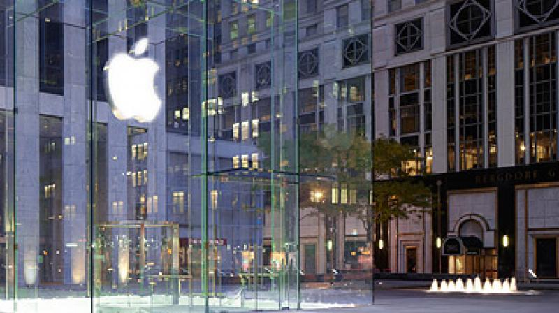 Cook said Apple's revenue for the quarter including the crucial holiday shopping season will fall well below Apple's earlier projections and those of analysts, whose estimates sway the stock market.