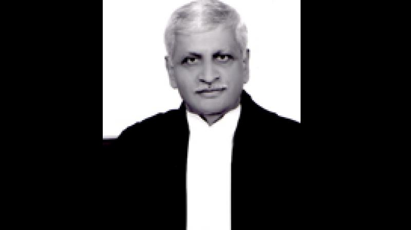 Ayodhya title dispute was deferred to January 29 as one of five judges in constitution bench assigned to hear the case, Justice UU Lalit, dropped out. (Photo: www.sci.gov.in)