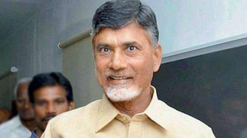 Andhra Pradesh Chief Minister N. Chandrababu Naidu