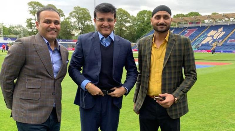 These three players played in two World Cups together in 2003 and 2007. In the year 2003, India was able to reach the finals of the tournament in which they were defeated by Australia. (Photo: Virender Sehwag/twitter)