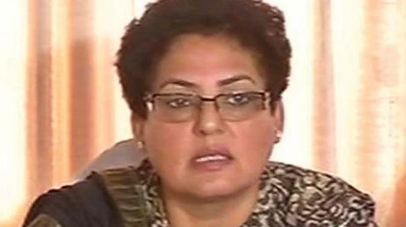 NCW chief Rekha Sharma also stressed on the need to empower women, 'the other 50 per cent of the population'. (Photo: File | ANI)