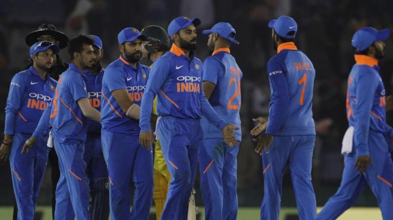 Indian Cricket Selection Committee chairman MSK Prasad on Sunday hoped that his team will definitely win the World Cup which is scheduled to be held in England. (Photo: BCCI)