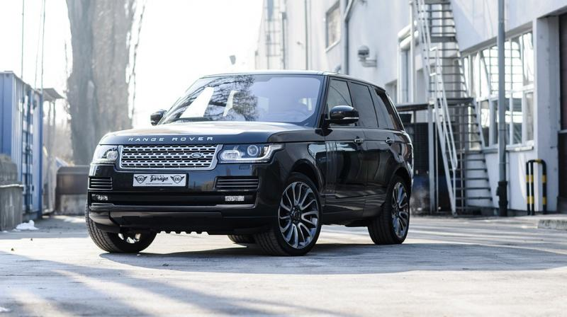The pair admitted stealing the £75,000 Range Rover and both received suspended prison sentences at Warwick Crown Court. (Photo: Pixabay)