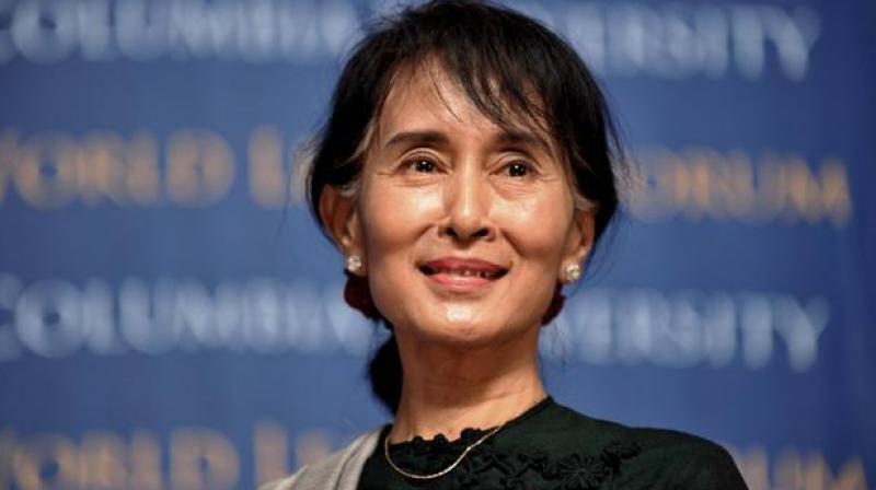 EU Parliament suspends Suu Kyi from Sakharov Prize community over Rohingya crisis