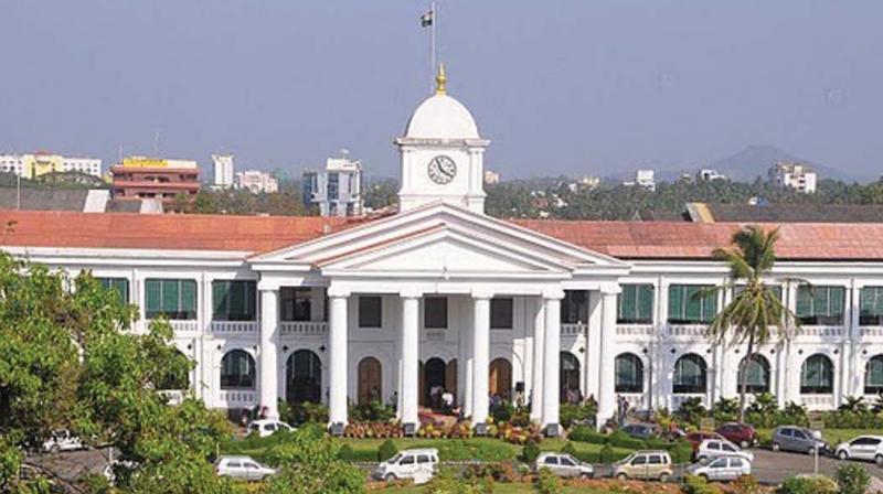 Government Secretariat(Thiruvananthapuram)