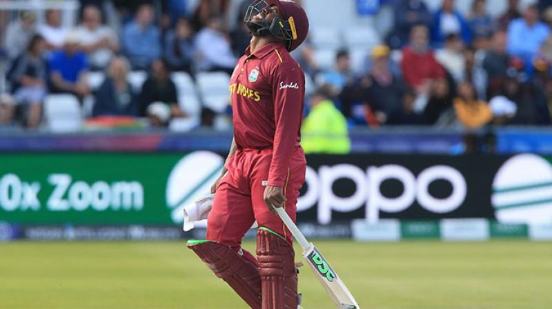 Fabian Allen has represented West Indies in nine T20Is and 10 ODIs. (Photo:AFP)