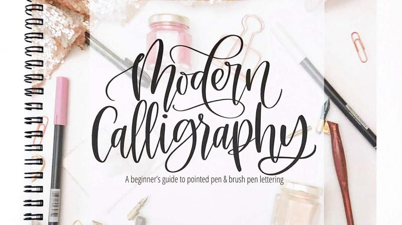 Space is organising a beginner-friendly Modern Calligraphy Workshop led by Shuntini Kumar on December 1st.