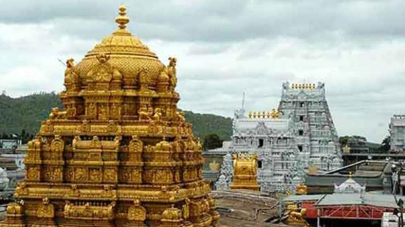 Despite facing criticism from the Sangh Parivar that it is pampering the minorities, the DMK too has used the temple revenue to fund welfare schemes, in the past. (Representational image)