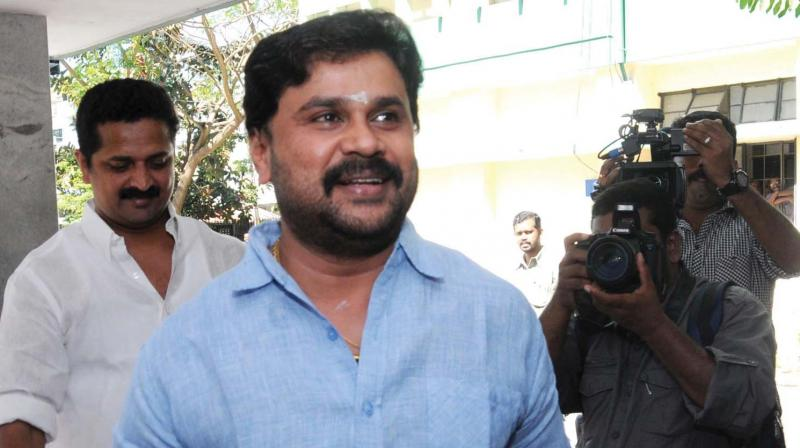 The controversy has threatened to derail Dileep's career.