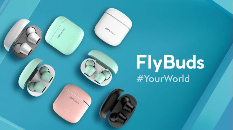 Hifuture Launches India S Most Affordable Touch Sensor Enabled True Wireless Earbuds