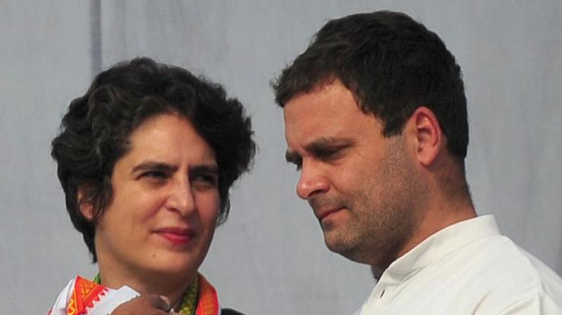 Congress in disarray in UP, Priyanka rallies cancelled