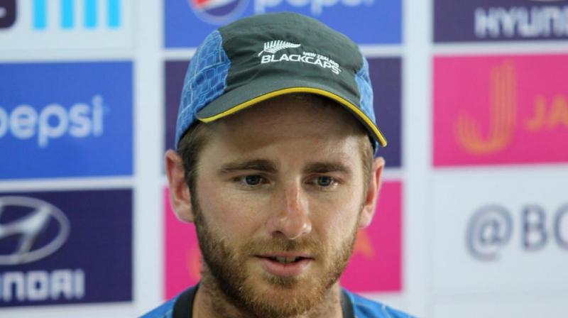 New Zealand captain Kane Williamson rued that his side was done in by some early dismissals while also conceding that the Indian bowled well. (Photo: BCCI)