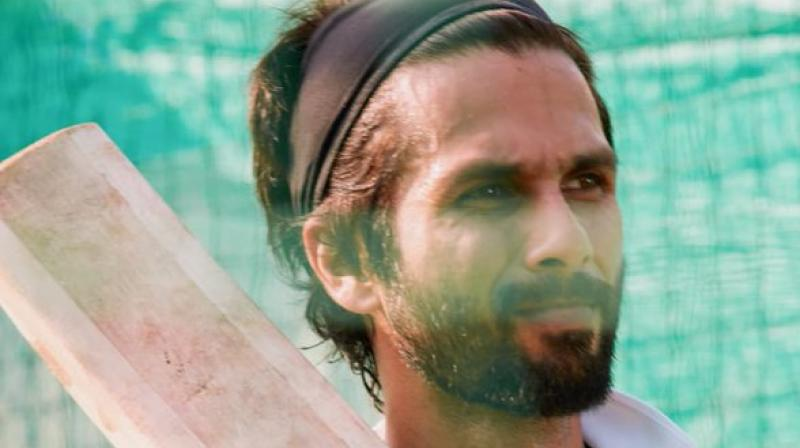 Shahid Kapoor starts prepping for `Jersey` Hindi remake