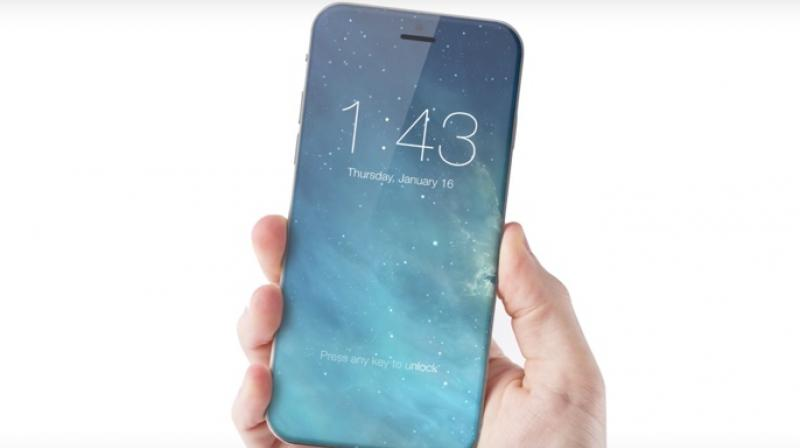Apple iPhone 8 concept image by Macrumours