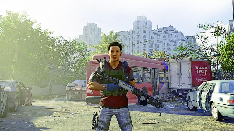 The Division 2 is the most well-rounded game one can find in this genre. The shooting mechanics are not as good as Destiny, but it gets most of the other important aspects right.