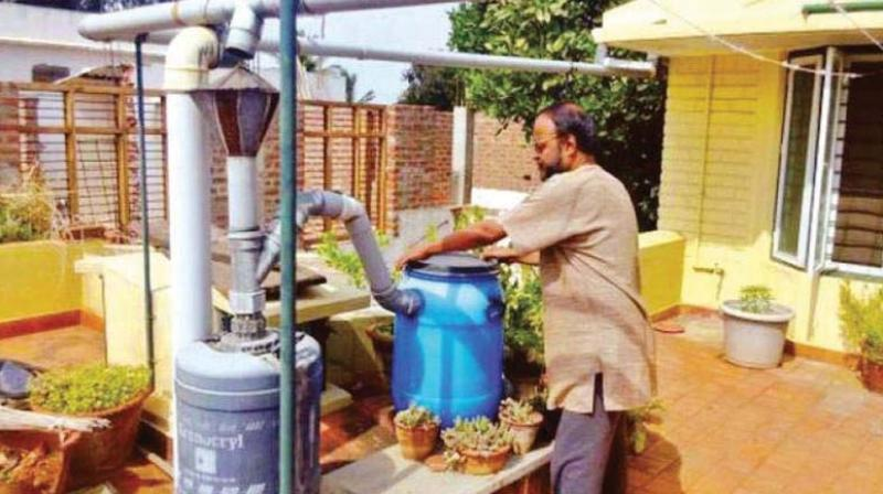 Seeing the ground water depleting at an alarming rate, we have decided not to give permission for sinking of new borewells in areas, which have Cauvery water supply, said a BWSSB officer.