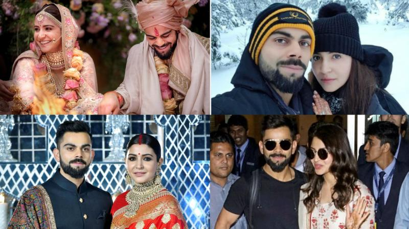 Virat Kohli-Anushka Sharma: From Italy wedding, Finland honeymoon to Mumbai reception