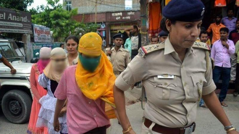 The girls were also forced to consume alcohol, gagged or beaten into submission. (Photo: File | PTI)
