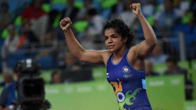 But after her historic Rio performance, Sakshi will head to Gold Coast as a strong medal hope. (Photo: PTI)