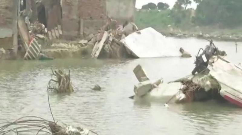As Karnataka continues to battle monsoon fury, the death toll on Wednesday mounted to 61, according to the data released by Karnataka State Natural Disaster Monitoring Centre (KSNDMC). (Photo: File)