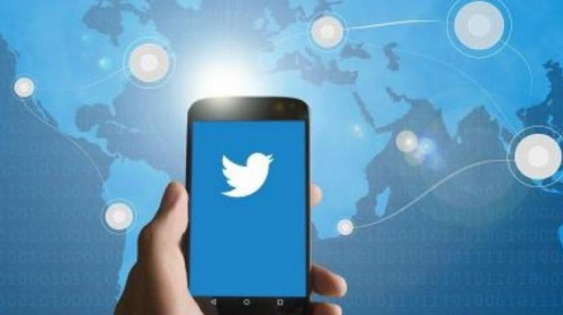 Twitter has since said that it has removed large numbers of accounts for breaching its terms of use in recent weeks.
