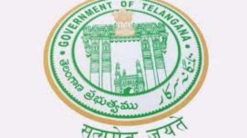 Telangana government logo
