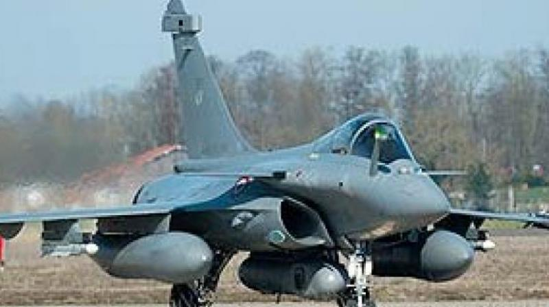 In the past, Pakistan has used the air base to support its Army operations on the border with India. (Photo: Representational | AP)