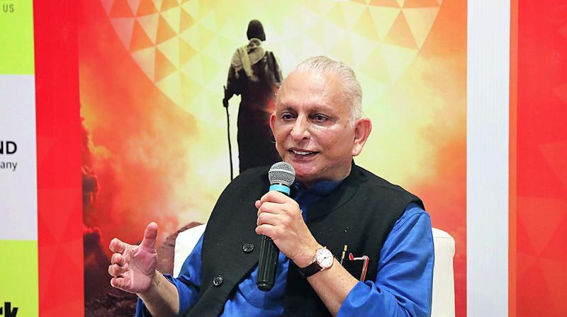 Spiritual guide and social reformer Sri M