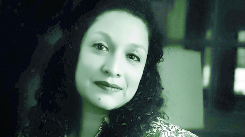 Shazaf Fatima Haider.
