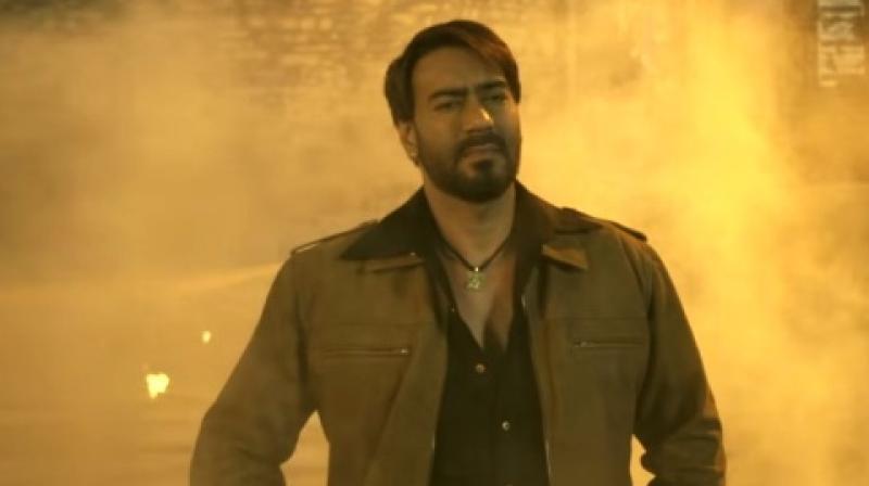 Ajay Devgn.