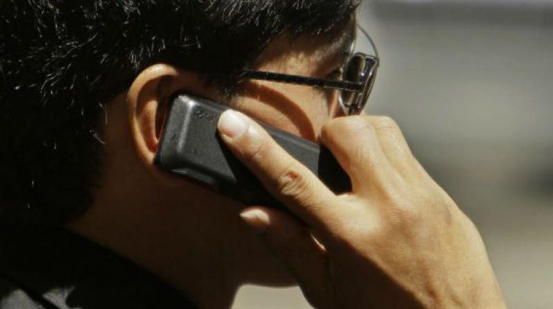 The overall teledensity in the country slipped to 89.92 per cent at the end of May 2019 from 90.05 per cent at the end of April. (Representational Image)