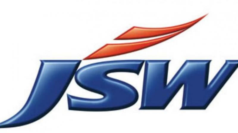 The JSW Steel scrip closed 2.41 per cent up at Rs 294.85 on the BSE, as against a gain of 0.46 per cent on the benchmark.