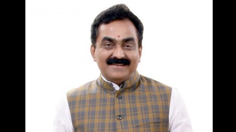 Madhya Pradesh BJP president Rakesh Singh retained his Jabalpur Lok Sabha seat by defeating Congress nominee Vivek Krishna Tankha. (Photo: Twitter screengrab)