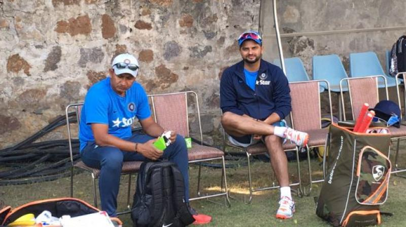 Suresh Raina has not played for India for around a year now. (Photo: BCCI)