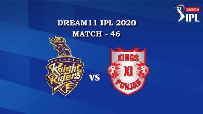 KKR VS KXIP  Match 46, DREAM11 IPL 2020, T-20 Match