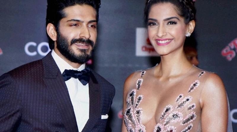 Sonam Kapoor and Harshvardhan Kapoor have another sister Rhea Kapoor.