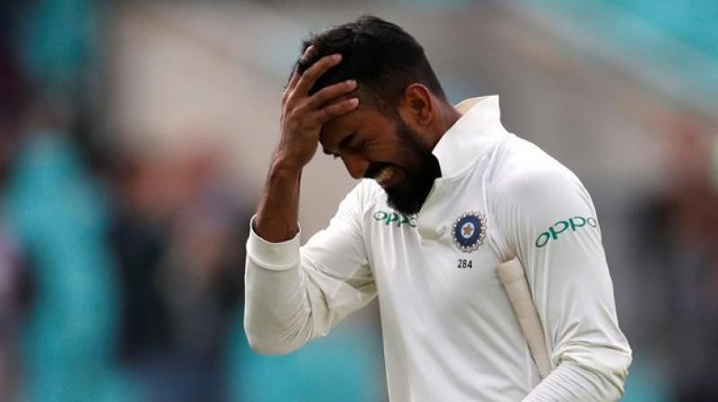 KL Rahul's struggle for form continues as Karnataka beat Jharkhand by 123 runs