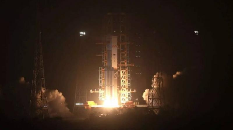 The Tiangong-2 space laboratory, or