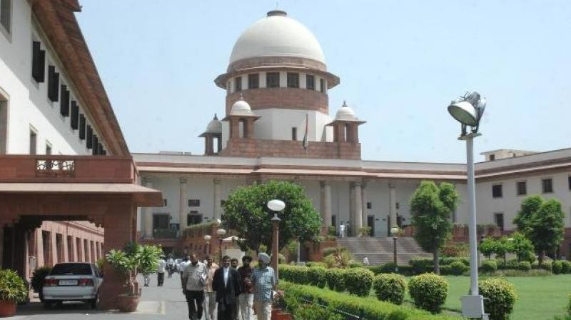 Top court had stated that discrimination still exists despite the improvement in the social position of the SC/ST community in the last 70 years. (Photo: File)