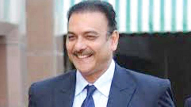 When BCCI had disclosed salary details of Ravi Shastri in 2018